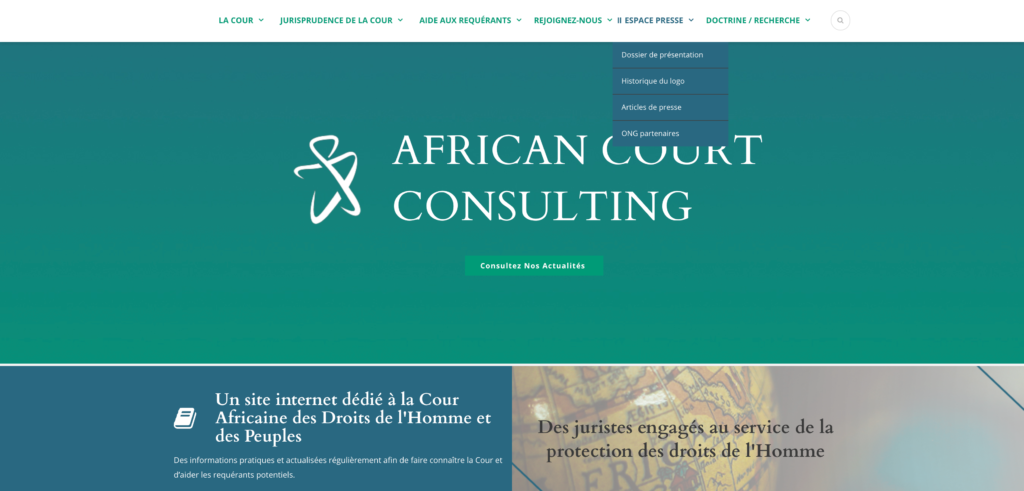 African Court Consulting