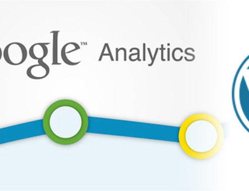 Comment utiliser Google analytics depuis votre interface WordPress?