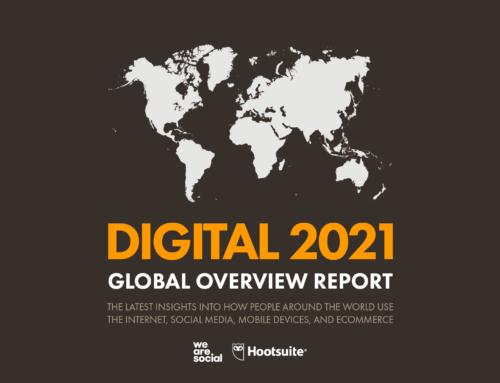Digital Report 2021 : État des lieux du digital dans le monde