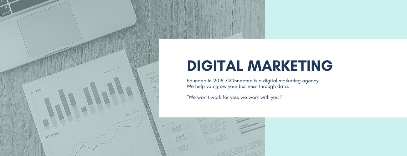 digital marketing gonnected